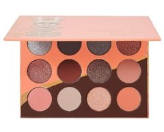 JUVIA'S PLACE - THE NUBIAN 3 CORAL PALETTE