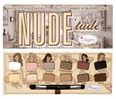 THE BALM - NUDE TUDE - EYESHADOW PALETTE