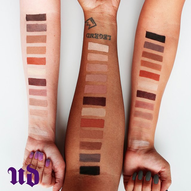 URBAN DECAY - NAKED ULTIMATE BASICS EYESHADOW PALETTE ALL MATTE - comprar online