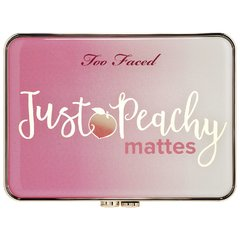 TOO FACED Just Peachy Velvet Matte Eyeshadow Palette – Peaches and Cream Collection - comprar online