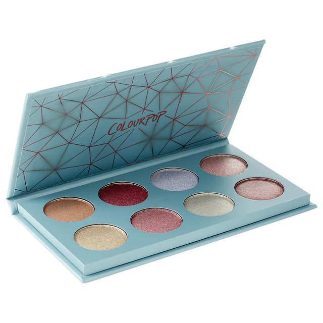 COLOURPOP - SEMI PRECIOUS SHADOW PALETTE - comprar online