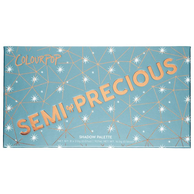 COLOURPOP - SEMI PRECIOUS SHADOW PALETTE en internet