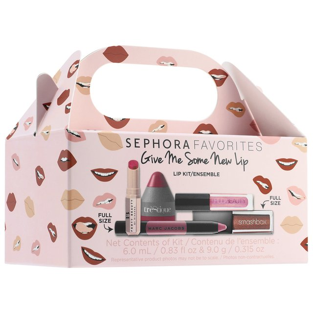 SEPHORA FAVORITES Give Me Some New Lip Kit en internet