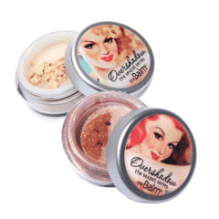 THE BALM - OVERSHADOW SHIMMERING ALL-MINERAL EYESHADOW / HIGHLIGHT PIGMENTOS