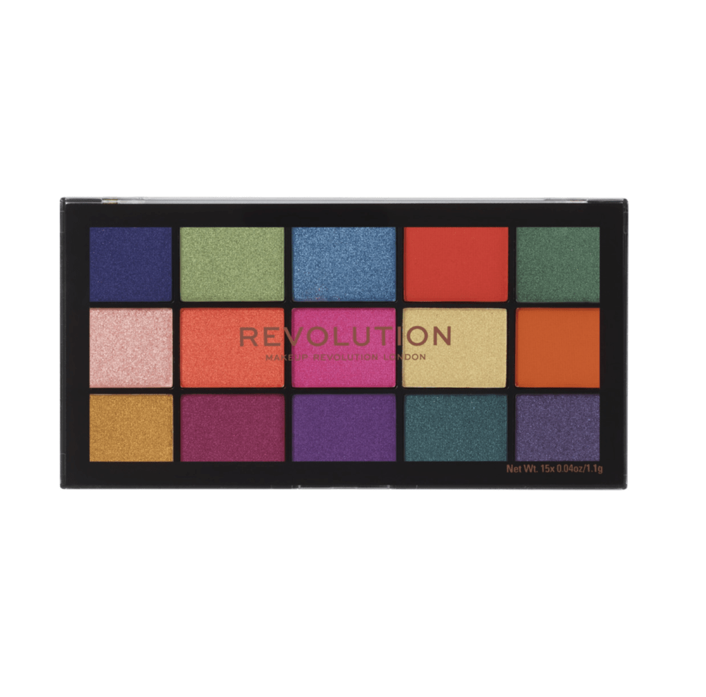 MAKEUP REVOLUTION - reloaded palette