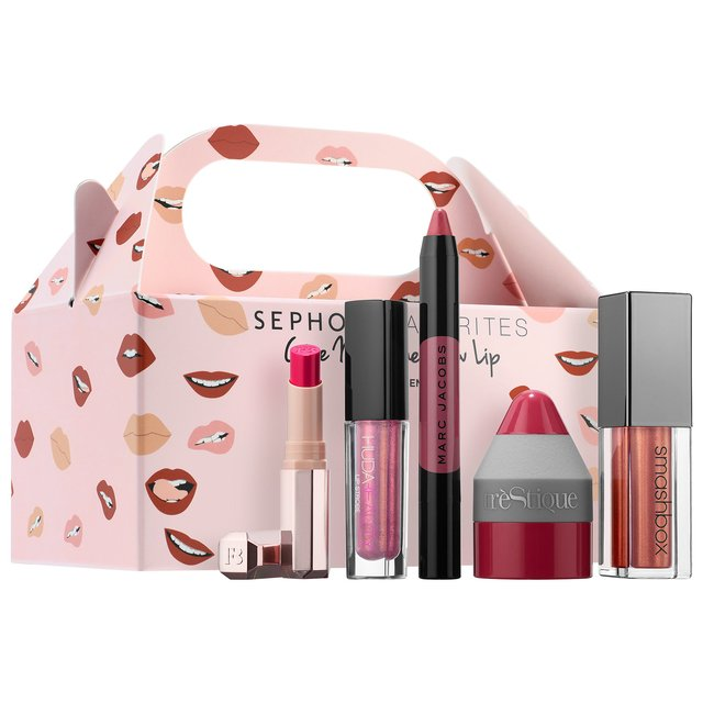 SEPHORA FAVORITES Give Me Some New Lip Kit