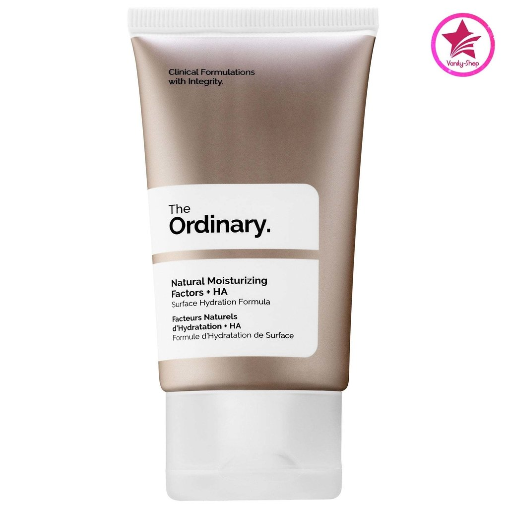 THE ORDINARY Natural Moisturizing Factors + HA 30 ml.