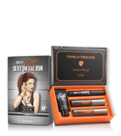BENEFIT - THEY'RE REAL! SEXY ON THE RUN KIT