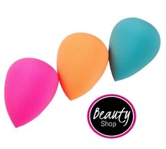 BEAUTY SHOP - BLENDER SPONGE ESPONJA DE MAQUILLAJE HIDROFILA - SIN LATEX
