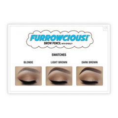 THE BALM - FURROWCIOUS BROW PENCIL en internet