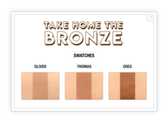 THE BALM - TAKE HOME THE BRONZE en internet
