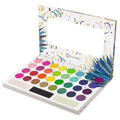 BH COSMETICS - TAKE ME BACK TO BRAZIL PALETTE SOMBRAS. - comprar online