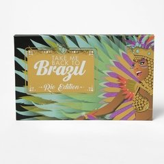 BH COSMETIC - Take Me Back To Brazil: Rio Edition PALETTE - Vanity Shop
