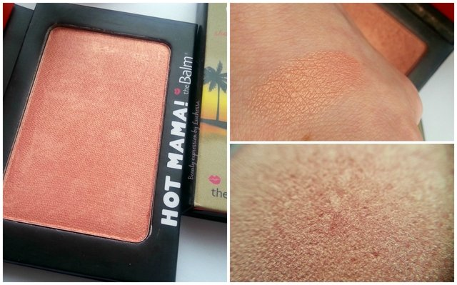 THA BALM - HOT MAMA BLUSH / SHADOW - comprar online