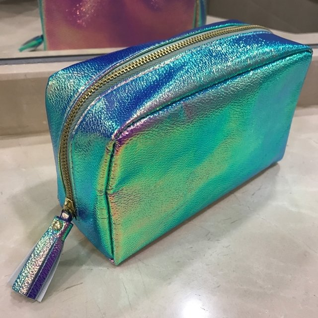 H&M MAKE-UP BAG PORTACOSMETICOS HOLO SIREN - Vanity Shop