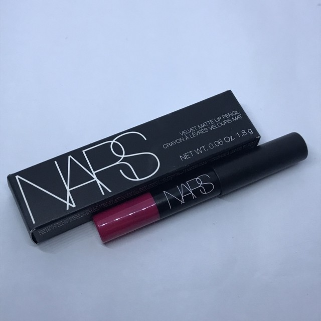 NARS - VELVET MATTE LIP PENCIL TRAVEL SIZE - LET'S GO CRAZY - comprar online