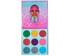 JUVIA'S PLACE - THE WARRIOR III EYESHADOW PALETTE - Vanity Shop