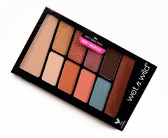 WET N WILD - COLOR ICON NOT A BASIC PEACH EYESHADOW PALETTE