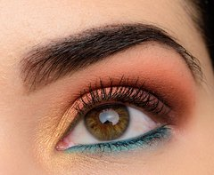 Imagem do WET N WILD - COLOR ICON NOT A BASIC PEACH EYESHADOW PALETTE