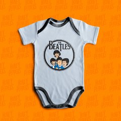 BODY BEBE DIVERTIDO BEATLES