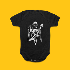 BODY BEBE DIVERTIDO DARTH VADER STAR WARS - DARTH ROCK