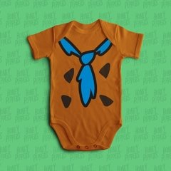 BODY BEBE DIVERTIDO FRED FLINTSTONE