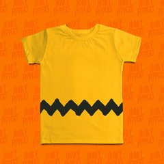 CAMISETA INFANTIL CHARLIE BROWN