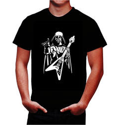 CAMISETA FILME DARTH VADER STAR WARS - DARTH ROCK