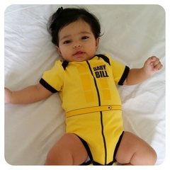 BODY DIVERTIDO FILME KILL BILL - BABY BILL - comprar online