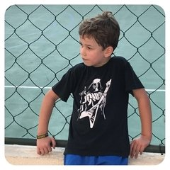 CAMISETA INFANTIL STAR WARS DARTH VADER  - DARTH ROCK - comprar online