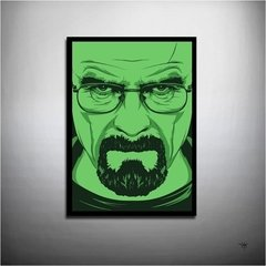 POSTER BREAKING BAD - HEISENBERG