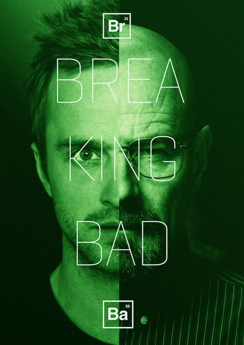 POSTER BREAKING BAD 2 na internet