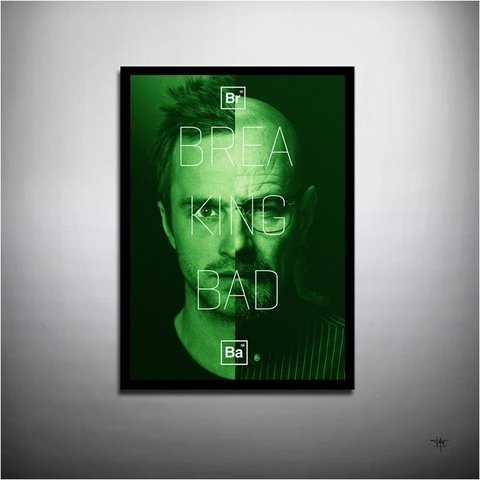 POSTER BREAKING BAD 2 - comprar online