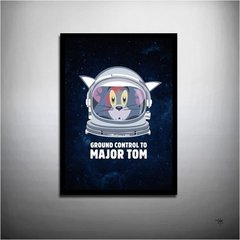 POSTER DAVID BOWIE - MAJOR TOM