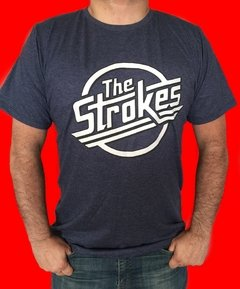 CAMISETA ROCK STROKES