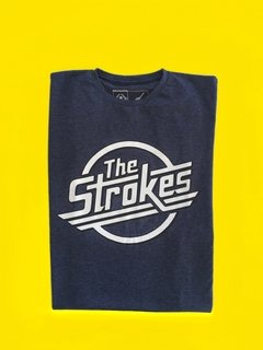 CAMISETA ROCK STROKES na internet