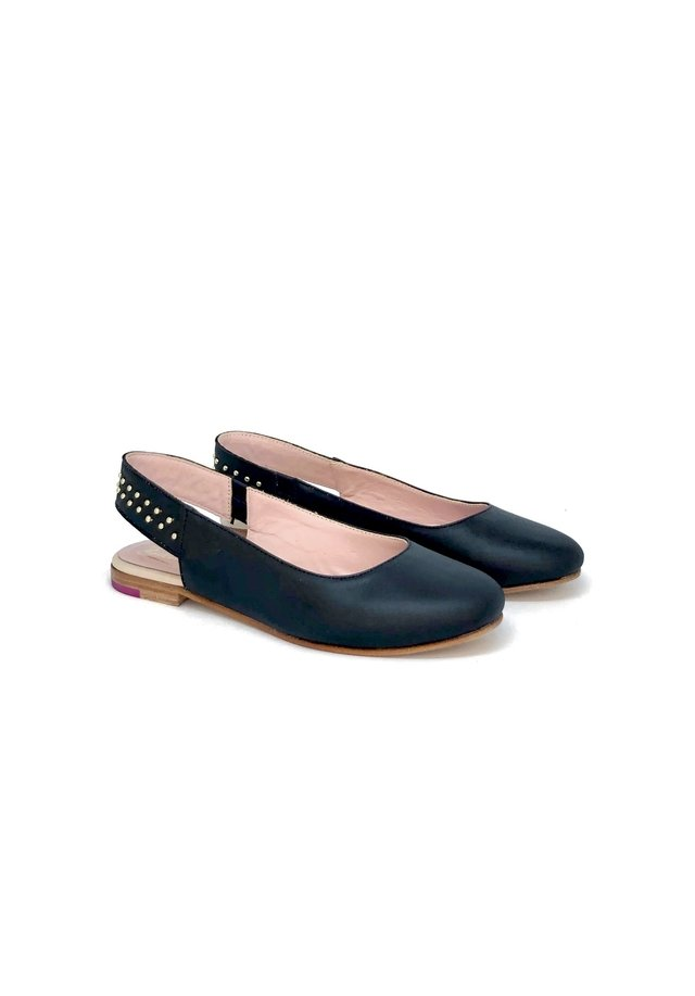 Ballerina Vicky Total Black