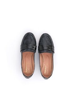 MOCASIN POLLY BOA NEGRO en internet