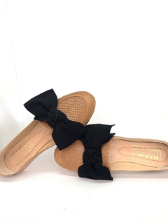 Mocasin Polly Bow Suela (Desmontable)
