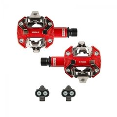 Pedales MTB Look X-Track Red