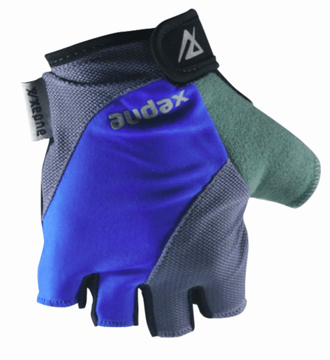 Guantes Audax Track Short Fingers