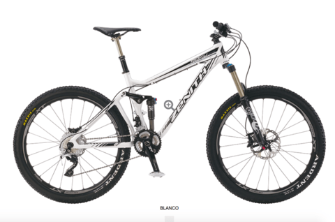 Bicicleta MTB/Enduro Zenith Roku Super - Doble Suspension