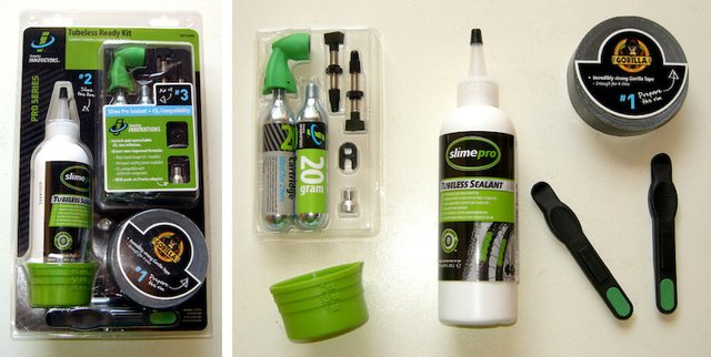 Sellador Slime Pro Tubeless Ready Kit - comprar online