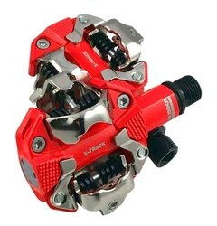 Pedales MTB Look X-Track Red - comprar online