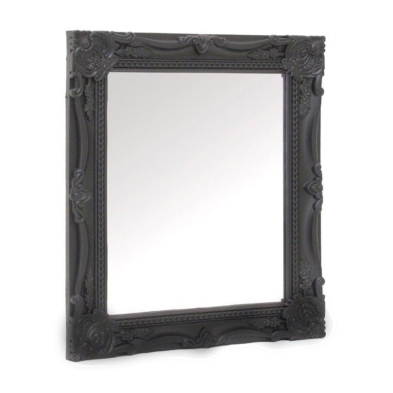 Espejo de Pared con marco con molduras estilo Vintage