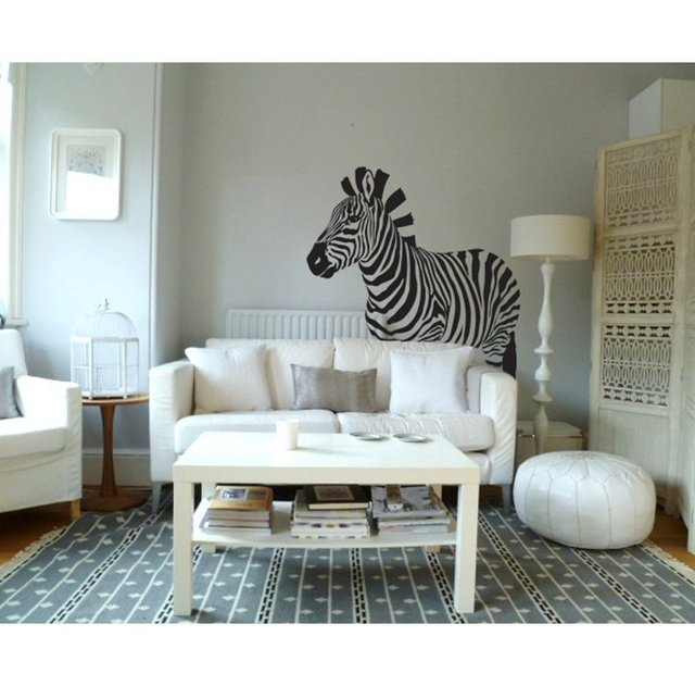 Vinilo Decorativo Zebra en internet