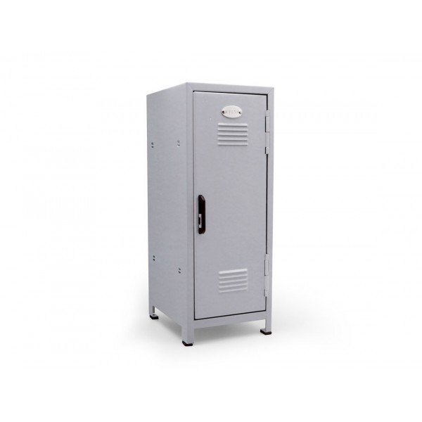Mini Locker - plata - comprar online