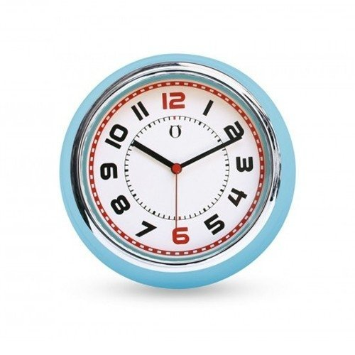 Reloj de Pared Retro clock -celeste en internet