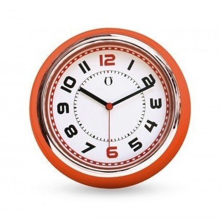 Reloj de Pared Retro Clock - mandarina en internet