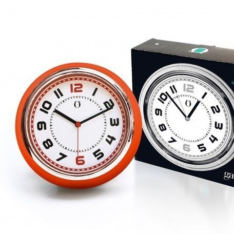 Reloj de Pared Retro Clock - mandarina - shopmraldus